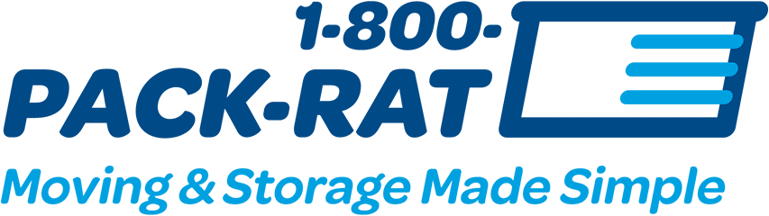 1-800-Pack-Rat Logo
